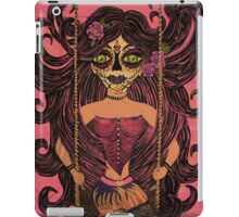 Green Eyed Maria DOD iPad Case/Skin
