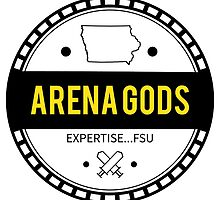 Arena Gods, Clash of Clans logo by arenagods