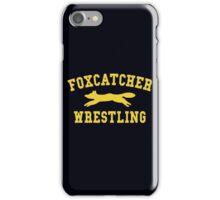 Foxcatcher Wrestling iPhone Case/Skin