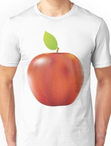 Fresh red apple 2 Unisex T-Shirt