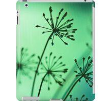 firing neurons iPad Case/Skin
