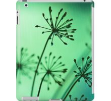 firing neurons iPad Case/Skin