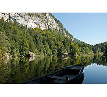 Austria mountains Photographic Print