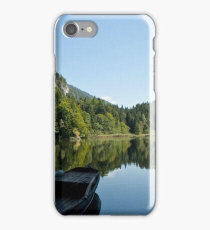 Austria mountains iPhone Case/Skin
