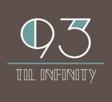 93 til infinity Kids Clothes