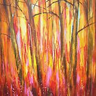 Autumn Trees by Susan Duffey