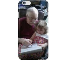 Drawing With Gracie iPhone Case/Skin