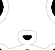 Pikachu Face Sticker