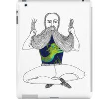 The Sailor and the Mermaid iPad Case/Skin