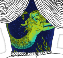 The Sailor and the Mermaid Sticker