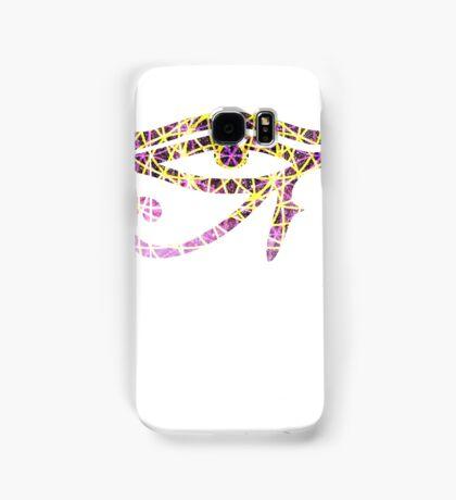 Pink Flower of Life | Eye of Ra [Eye of Horus] Samsung Galaxy Case/Skin