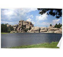 Sylvan Lake Poster