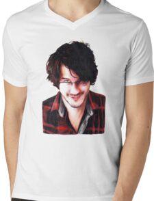 Markiplier Mens V-Neck T-Shirt