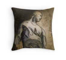 Out of the Shadows Throw Pillow