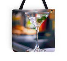 Tall Martini  Tote Bag