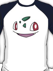 Bulbasaur Face T-Shirt
