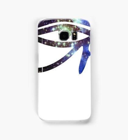 Kid Cudi Galaxy [Blue] | Eye of Ra [Eye of Horus] Samsung Galaxy Case/Skin