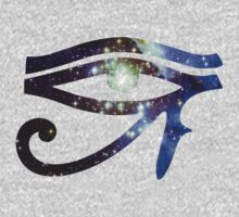 Kid Cudi Galaxy [Blue] | Eye of Ra [Eye of Horus] by SirDouglasFresh
