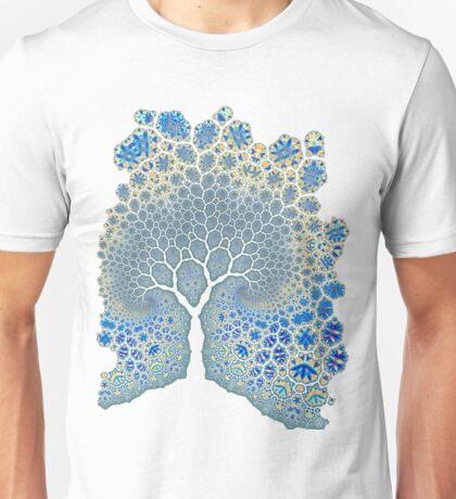 Fractured Tree 2 Unisex T-Shirt