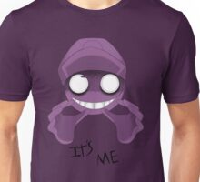 Purple man 'Its me' Unisex T-Shirt