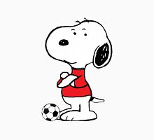 snoopy footballer Unisex T-Shirt