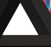Infinite Triangle Sticker