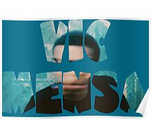 Vic Mensa Innanetape Poster