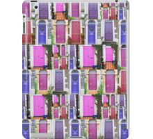 Pink Doors iPad Case/Skin