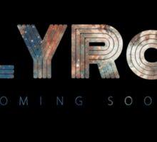 LYRA Feature Film Concept Art Merchandise Sticker