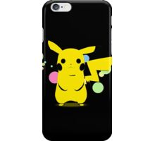 Pokemon - Black Pikachu iPhone Case/Skin
