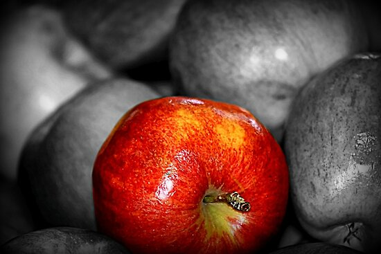 *Red Delicious* by Darlene Lankford Honeycutt