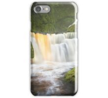 McLean Falls iPhone Case/Skin