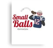 Small Balls Canvas Print