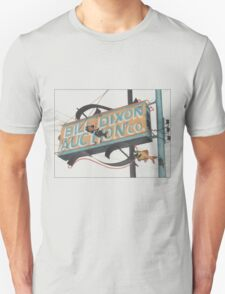 Bill Dixon Auction Unisex T-Shirt