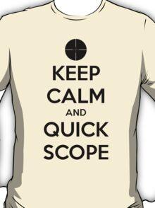 Quick Scope T-Shirt