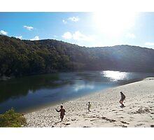 Lake Wabby Photographic Print