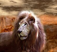 His Majesty by arteology