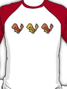 Charmander - Shiny - Charmander T-Shirt