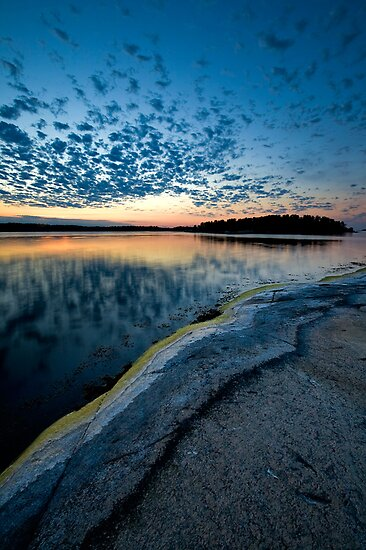 Stockholm Archipelago 10 by CalleHoglund