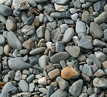 Pebbles by nicholaTisdall