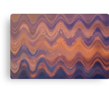 wavelength Canvas Print