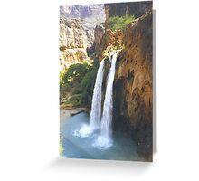 Havasu, Arizona Greeting Card