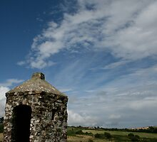 Charles fort turret Two by nicholaTisdall