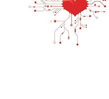 My Tech Heart by Richard Rabassa