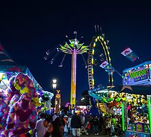 State Fair Night by adodsonphoto