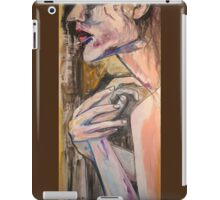 Just too Much that Time cannot Erase... iPad Case/Skin