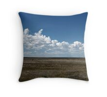 Comanche Ntl. Grasslands, Colorado Throw Pillow