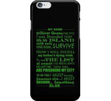 Opening  iPhone Case/Skin
