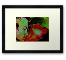 My Passion Is You Framed Print
