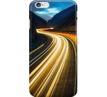 Rapid Movements iPhone Case/Skin